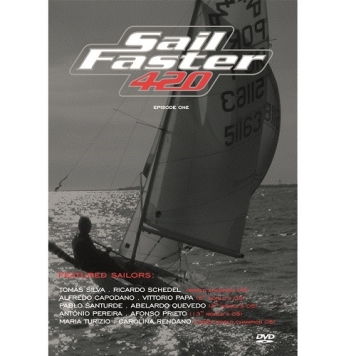 420 - Film instruktażowy DVD Sail faster 420 - OPTIPARTS