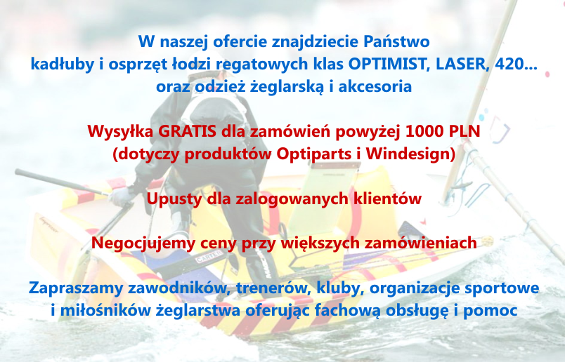 # Optiparts& Windesign by e-Boats.pl #